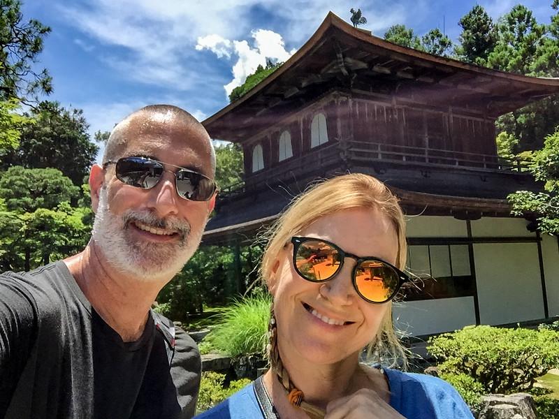 Ginkaku-ji Temple, Kyoto.