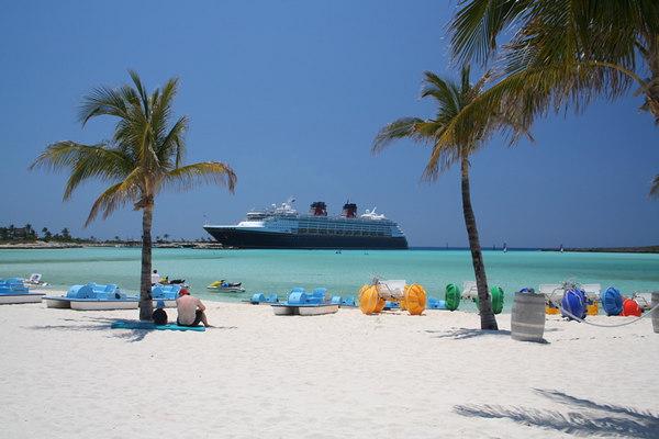 Castaway Cay, Bahamas