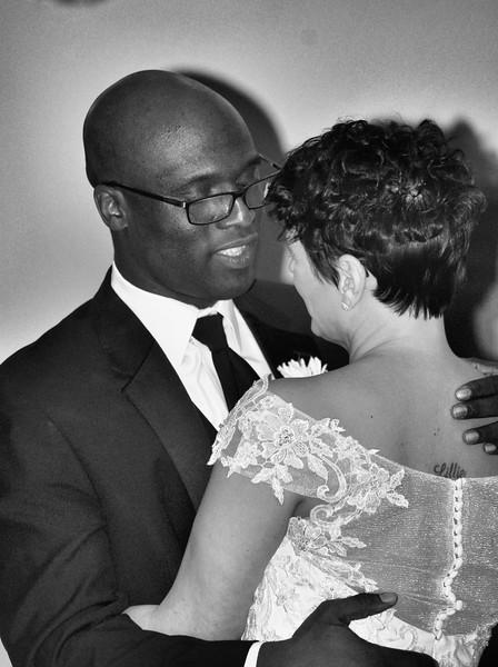 TROY AND TANYA WALKER WEDDING