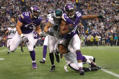 NFL - 12-15-13 Philadelphia Eagles at Minneapolis Vikings
