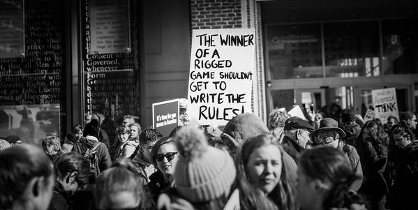 #MarchForOurLives Rally - Philadelphia 3-24-2018