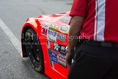 NASCAR NHMS