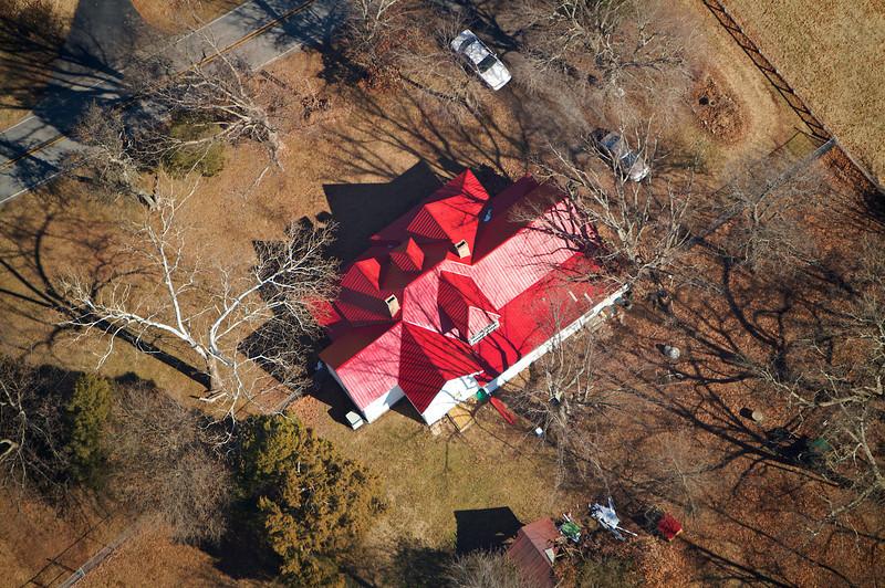 Aerial Photos of Gardner-Webb University; January 19, 2011.