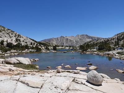 Granite Park BP Day 4 (Granite Park > Chalfant Lakes)  Jul 30, 2020