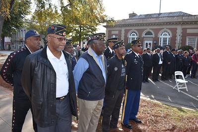 2019 Veterans Day Ceremonies