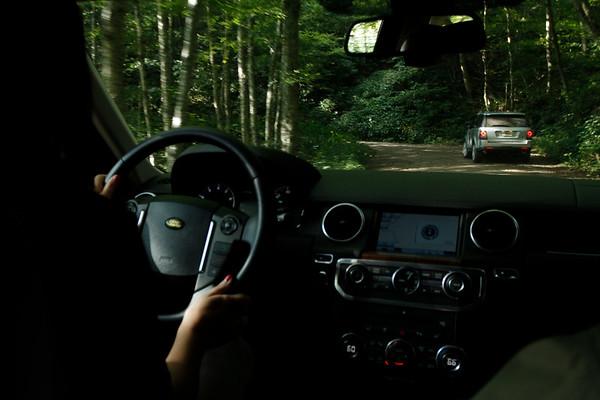Land Rover Biltmore 2010