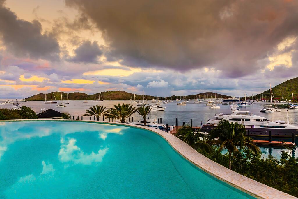 Costa Smeralda Yacht Club, BVI