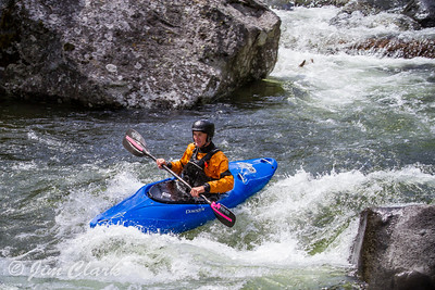 Kayaking The Icicle River Levenworth