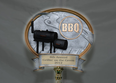Grillin on the Green 2012