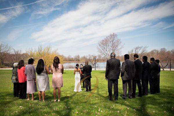 S & D Wedding