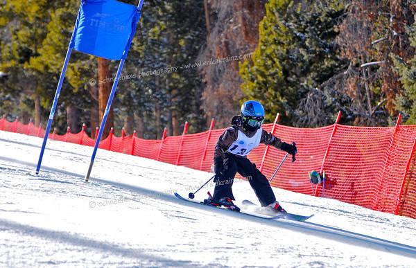 1-12-13 Summit Cup GS at Breckenridge - Mens Run #2