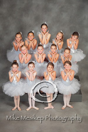 4:45 - Ballet 1B