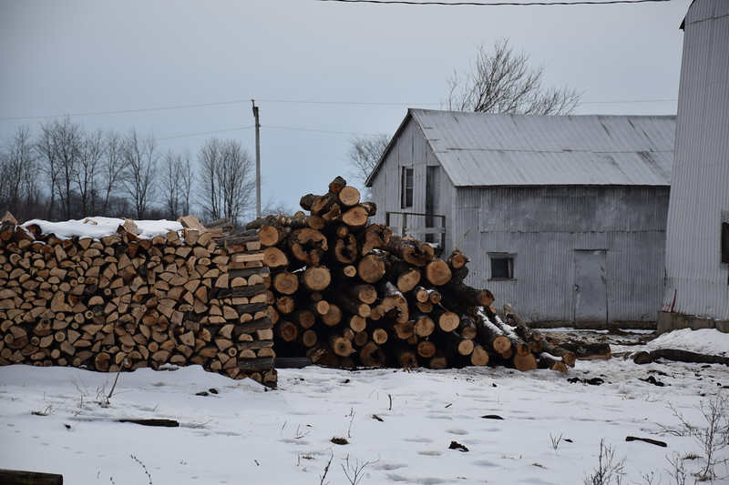Fuel for the Winter, Battersea Ont