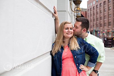 Betsy & Greg {engagement session}