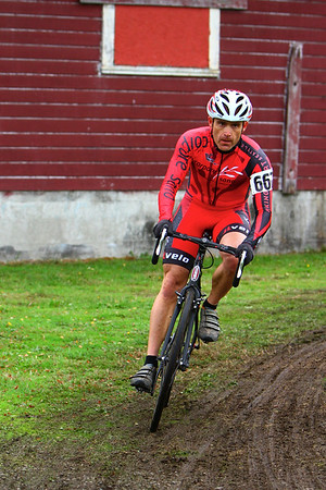 Cyclocross 1:30 - Fort Steilacoom