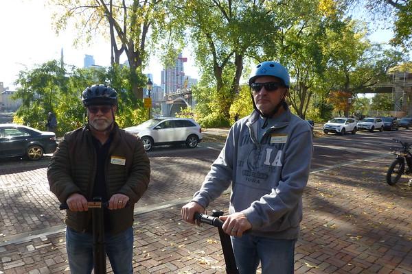 Minneapolis: Oct. 16th 3:00 Paul And Carl
