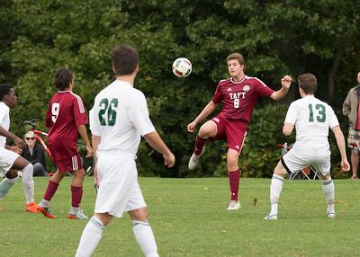10/11/17: Boys' JV Soccer vs Berkshire