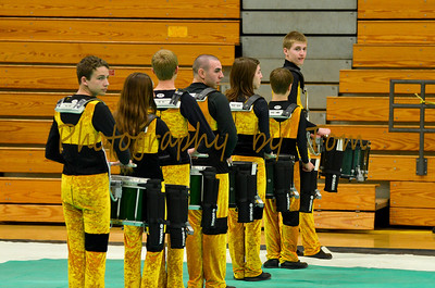 Fort Zumwalt North HS Winter Percussion
