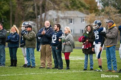 10-19-18 Garber Varsity Football