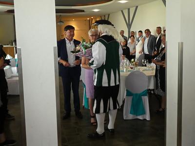 70.Geburtstag Elke Rentmeister 08.10.2019
