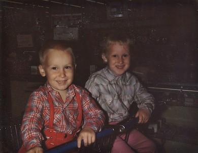 1965 Family Photos