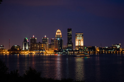 Louisville KY, Skyline