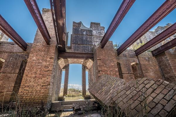Fort Proctor - An Adventure Near New Orleans, Louisiana