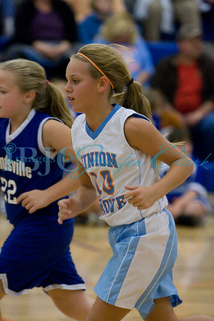 Union Grove vs Friendsville Girls 11/20/2008 ARCHIVED