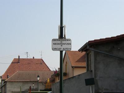Carpassion Trackday Anneau du Rhin - 2005