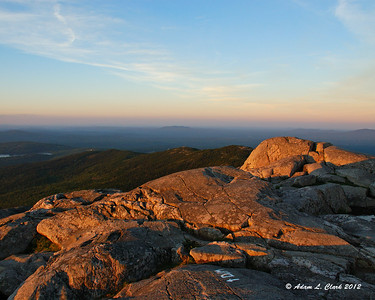 Sunset 08-07-2012 Climb