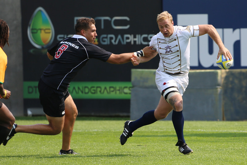 US Navy Select 7's 2013 Serevi 7's Tournament