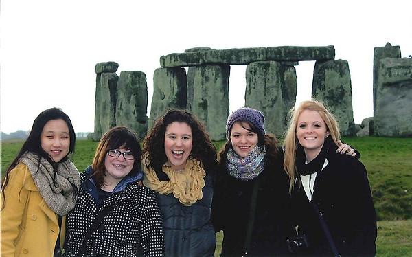 Scotland/England Trip- J Term 2012