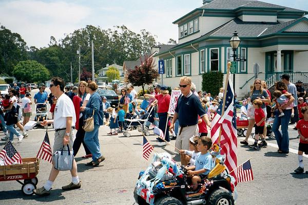 2001 July 4th Parade