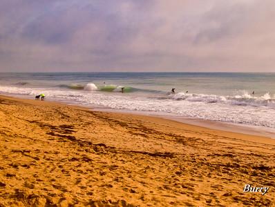Forbiden Shore Break