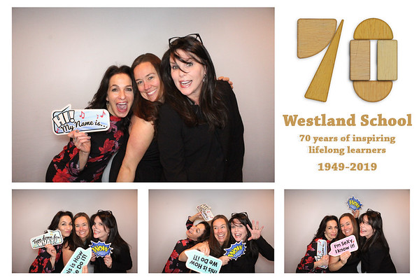 Westland School 70th Anniversary Winter Fundraiser