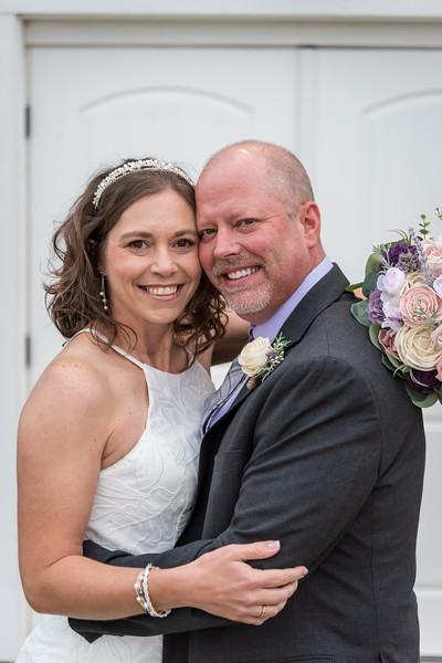 Rachel & John: Married