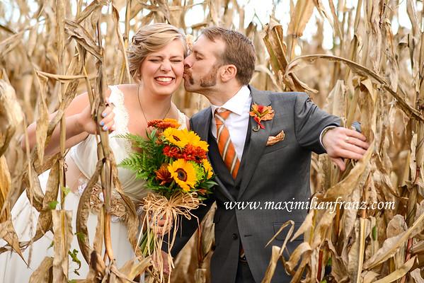 Wedding in the Beer Garden