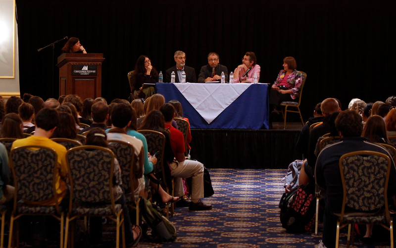 speaker panel on faith and sexuality