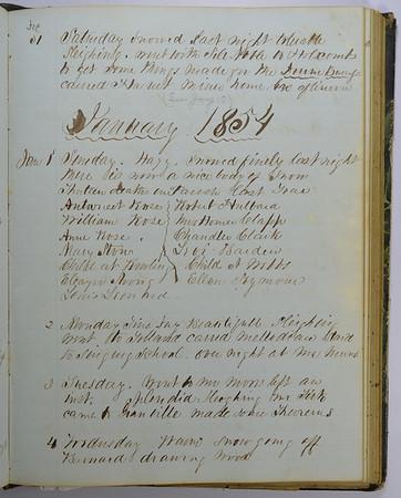 Volume 1: 1854