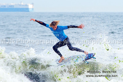 Surfing, L.B. West, NY, 07.16.14
