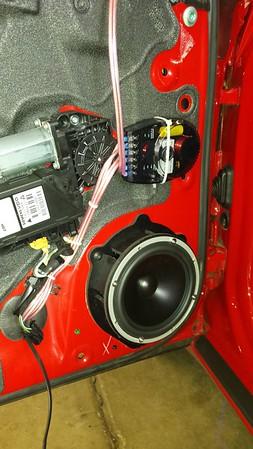 S4 Speaker Installations