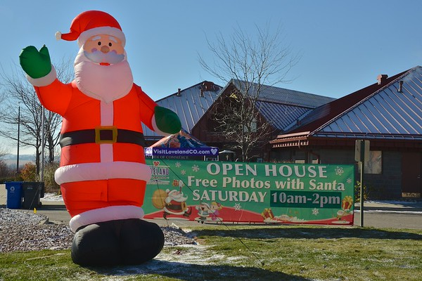 Loveland Visitors Center - Holiday Season Kick-Off - 2015