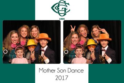 GCC Mother/Son Dance