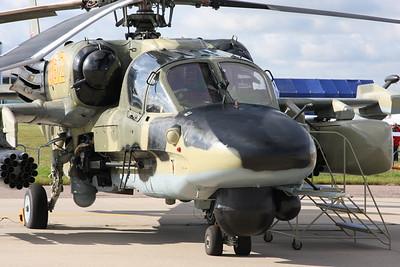 Ka-52 (Russia) Early versions