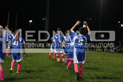 MDP CYO Varsity Homecoming Soccer Game