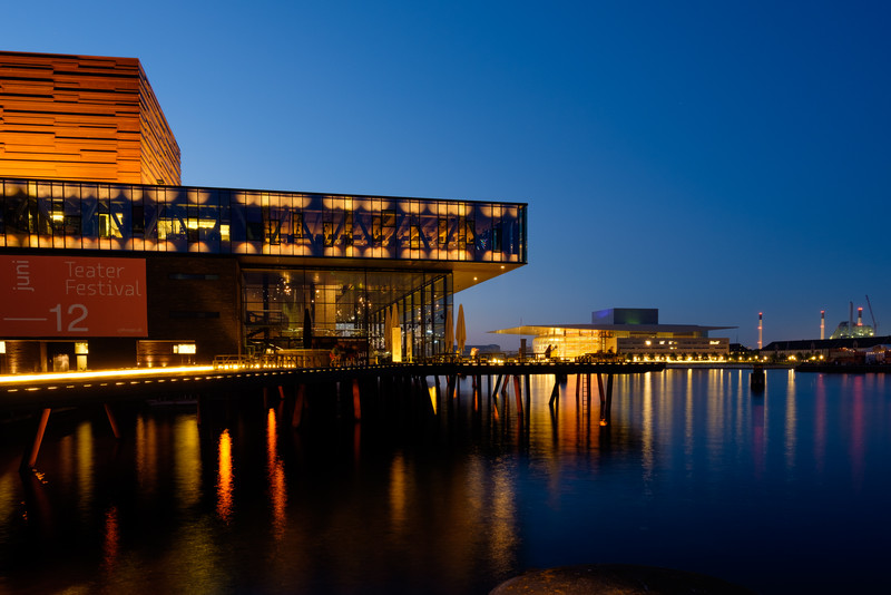 The Royal Theatre and Opera, Copenhagen