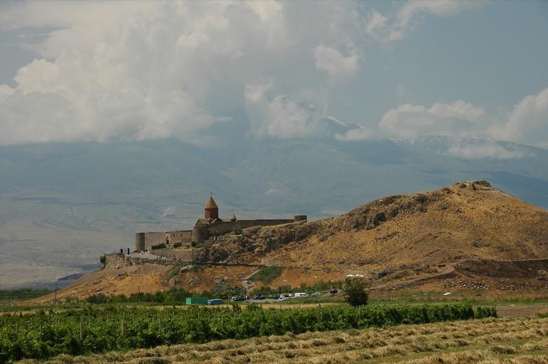 Khor Virap Church - Yerevan, Armenia