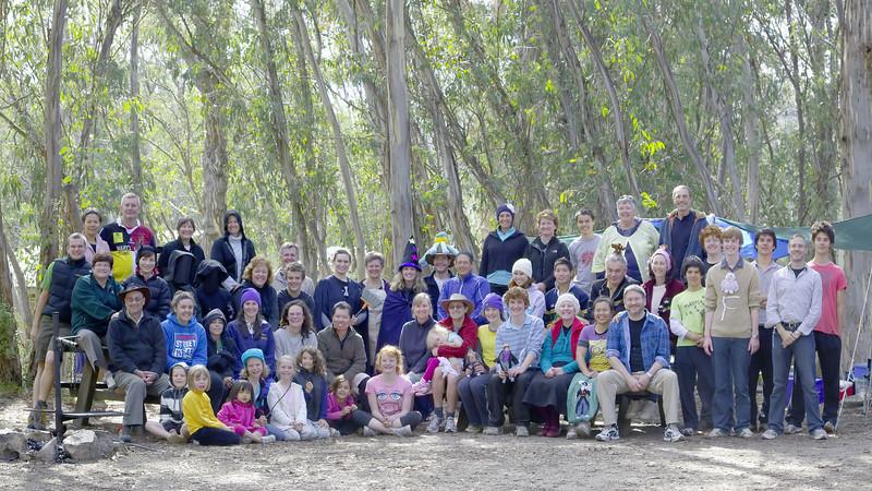2010 Mount Buffalo Group Photograph