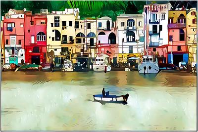 ITALY - Campania Fantasy