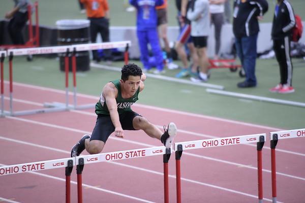 OSU Indoor State Qualifier